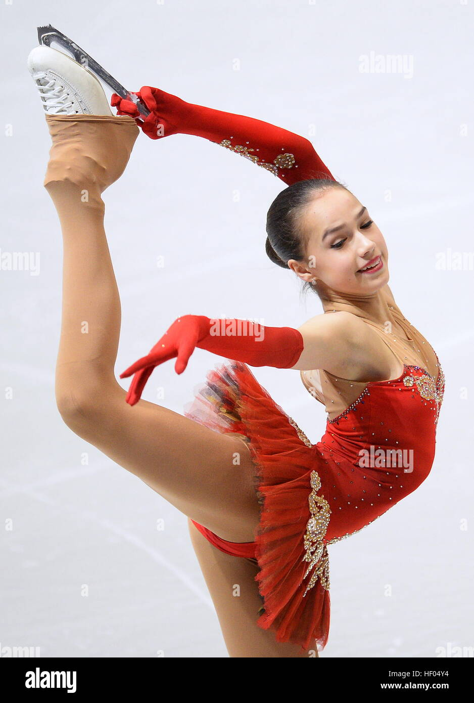 alina sagitowa