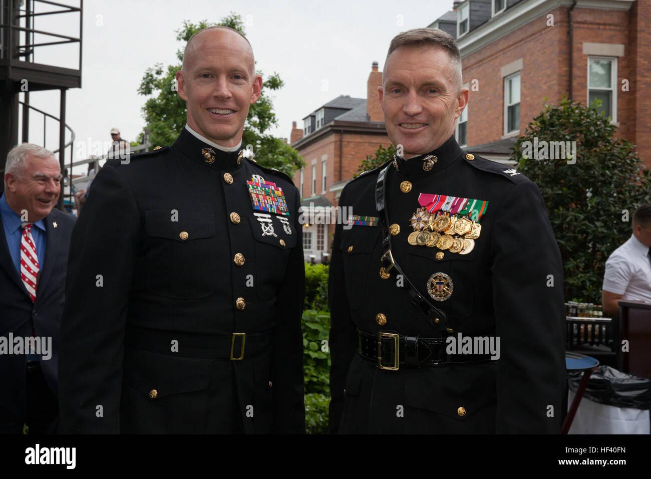 U.S. Marine Corps Brig. Gen. James Glynn, commanding ...