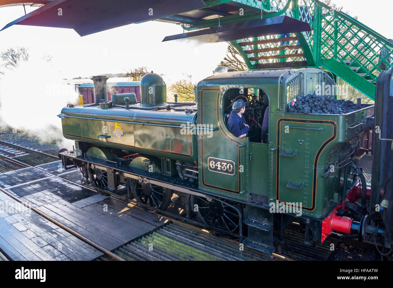 gwr-6430-pannier-tank-locomotive-1932-no