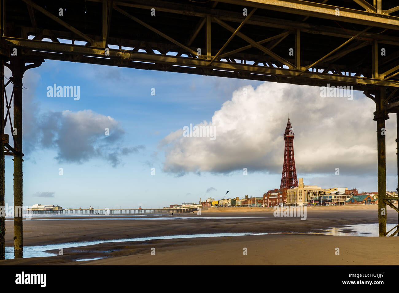 blackpool-tower-is-pictured-from-under-c