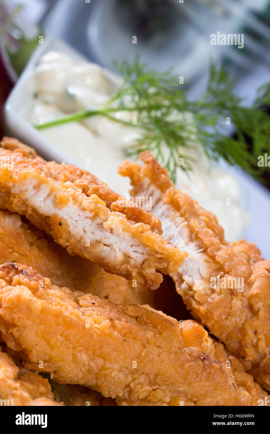 close-up-view-of-battered-chicken-goujon