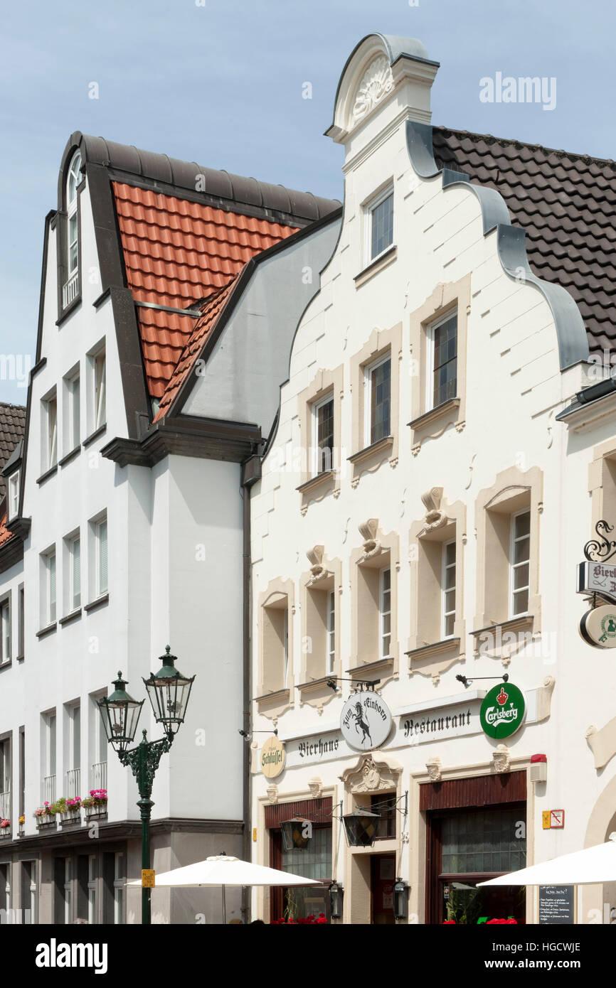 deutschland d sseldorf kaiserswerth kaiserswerther markt stockfoto lizenzfreies bild. Black Bedroom Furniture Sets. Home Design Ideas