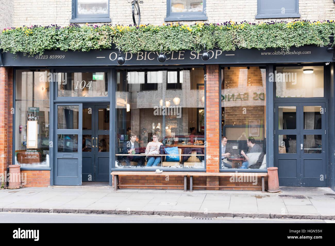 Regent Street Cambridge Restaurants