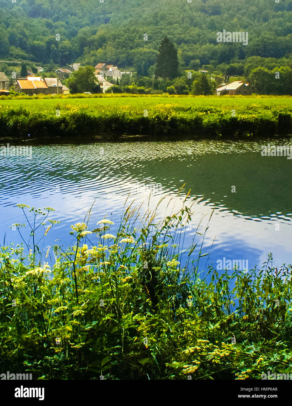 River meuse champagne ardennes france stock photo royalty - Plateforme meuse champagne ardenne ...