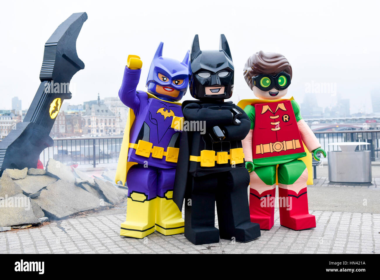 lego batman instructions 2017