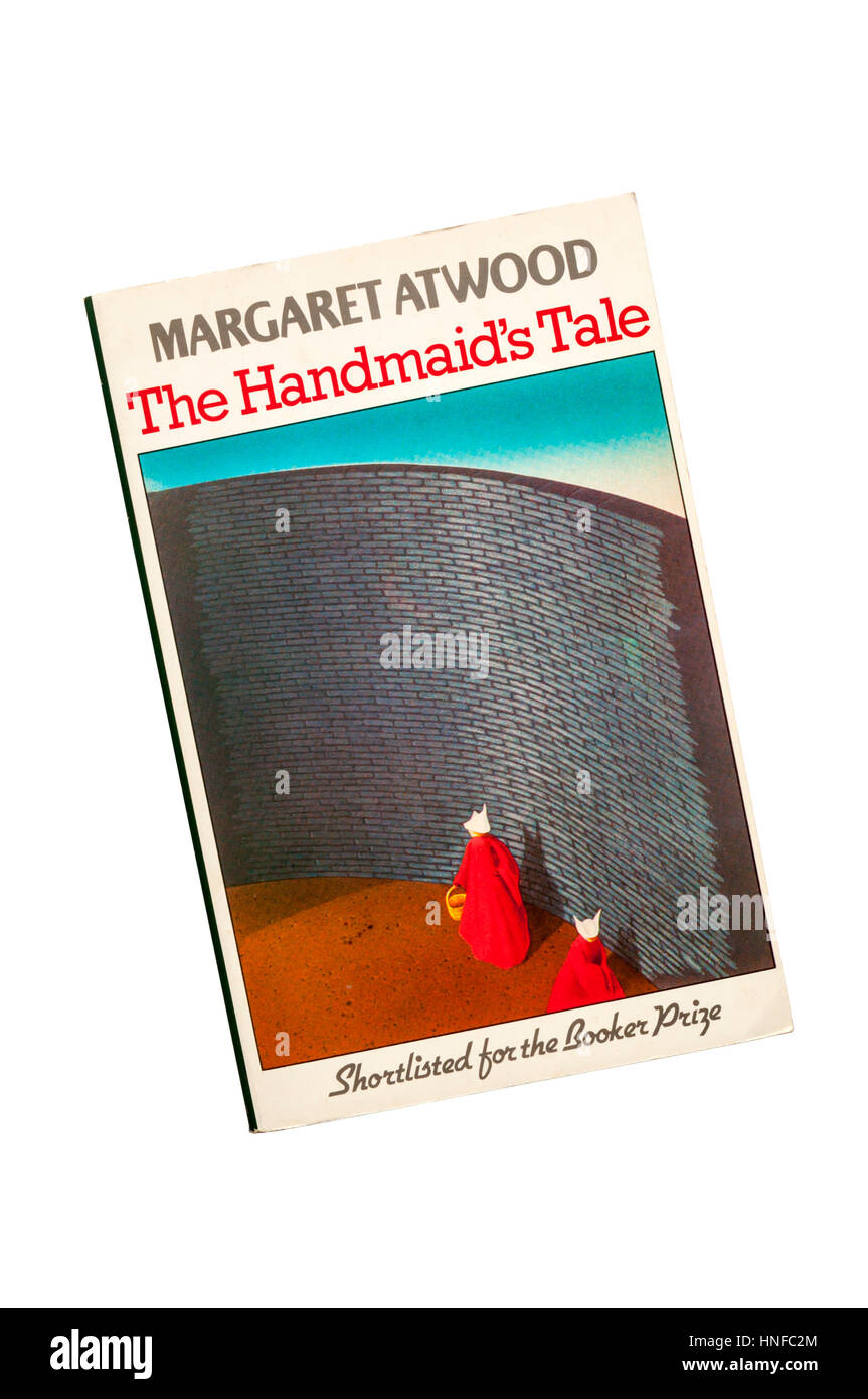 A book report on the handmaids tale a dystopian novel by margaret atwood
