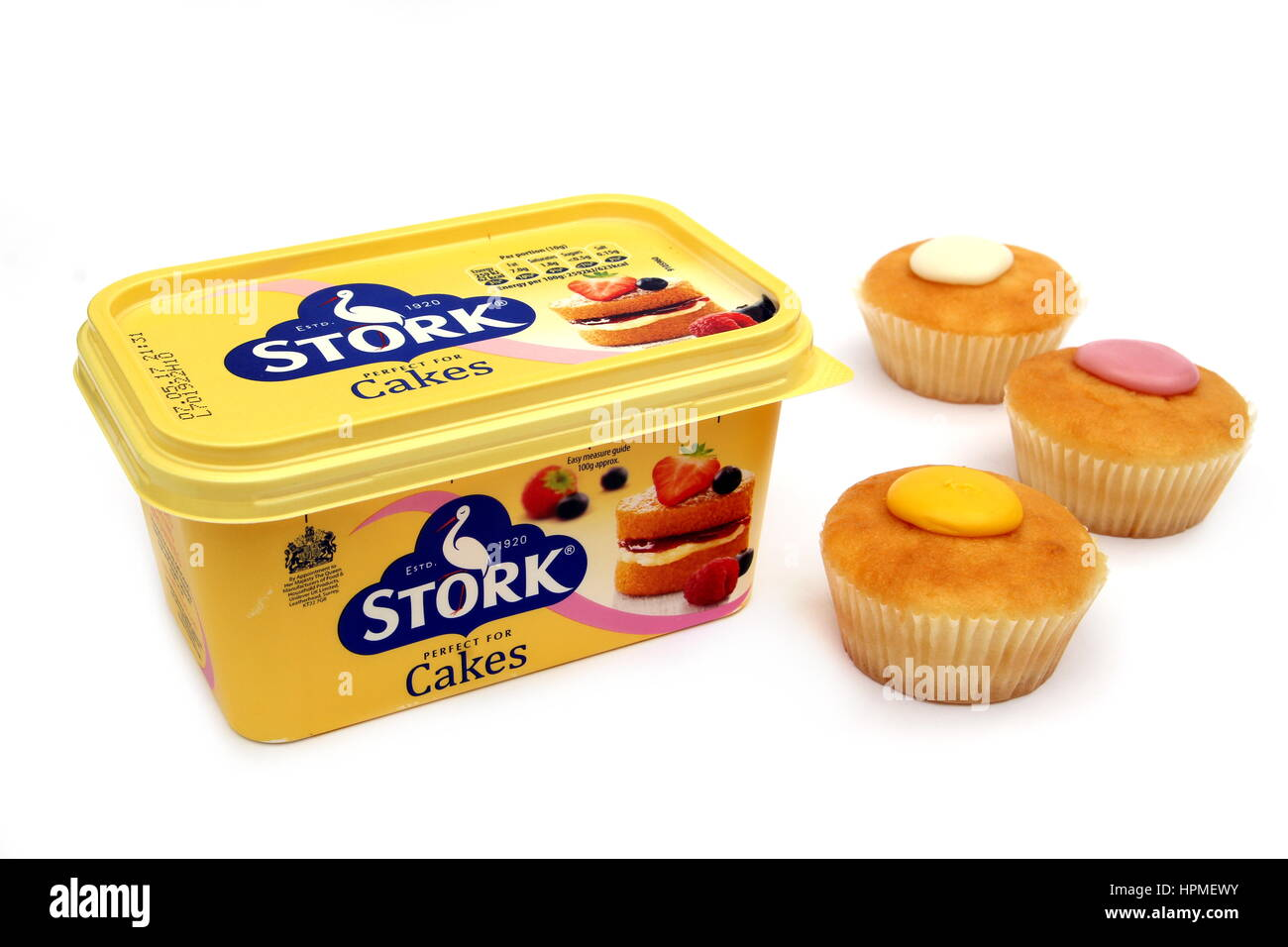 Is Stork For Cakes Dairy Free