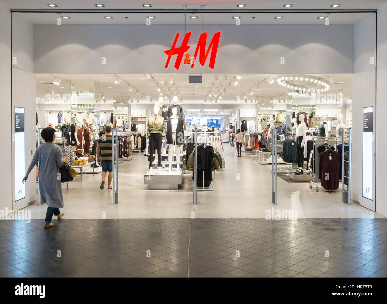 Hennes & Mauritz AB (Swedish pronunciation: [²hɛnːɛs ɔ ˈma.ʊrɪts]; H&M) is a Swedish multinational clothing-retail company known for its fast-fashion clothing for men, women, teenagers and children.