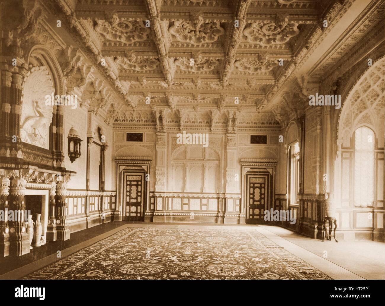 Osborne House Indian Room