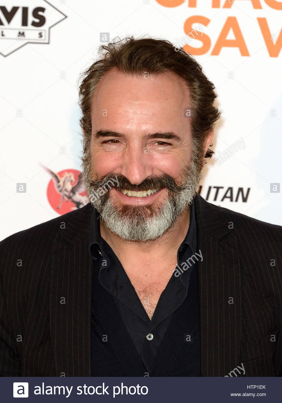 Paris france 13th mar 2017 jean dujardin walks the red for Jean dujardin 2017