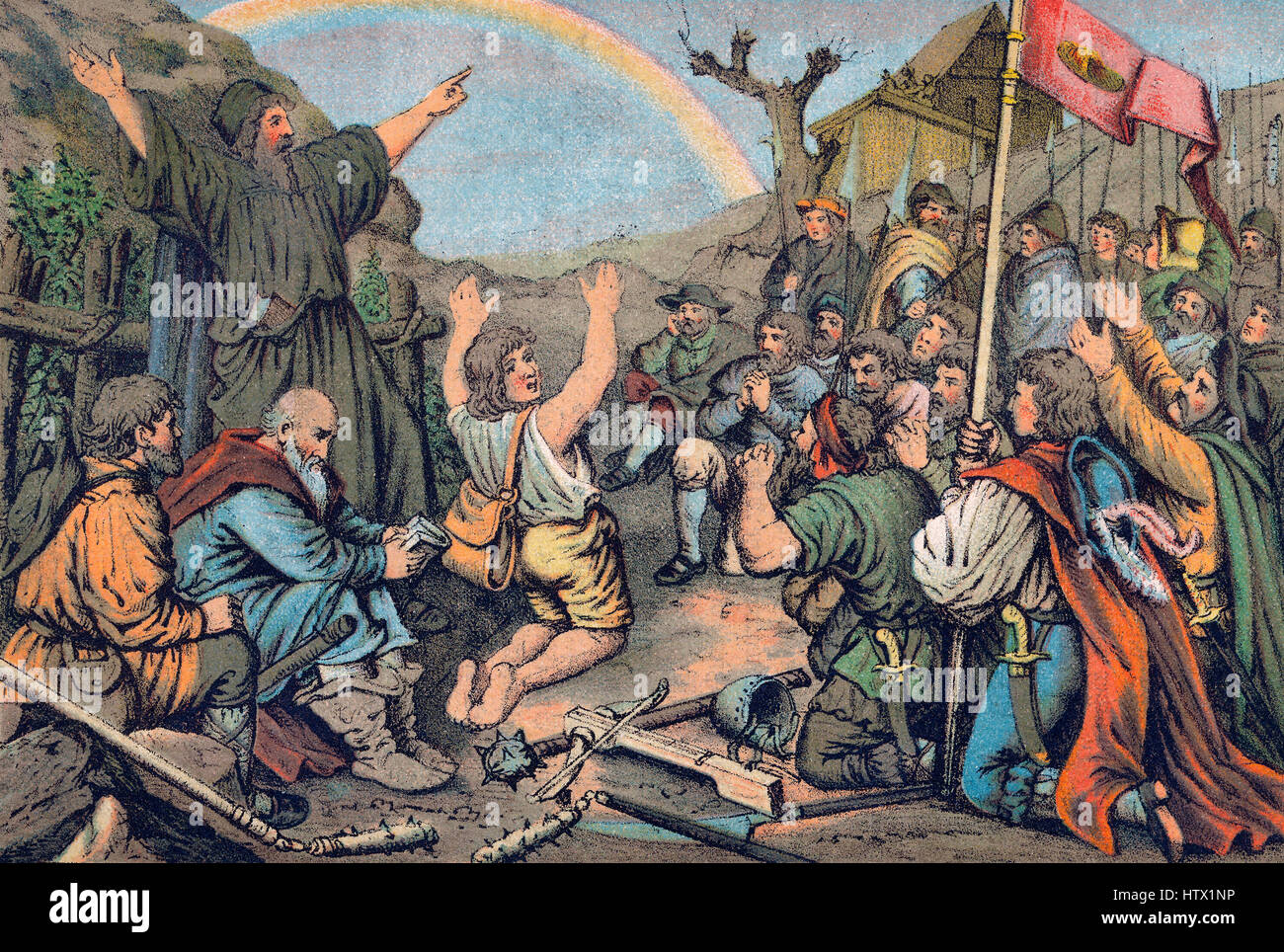 the peasant's revolt in the german A key stage 3 history revision resource for the peasants' revolt.