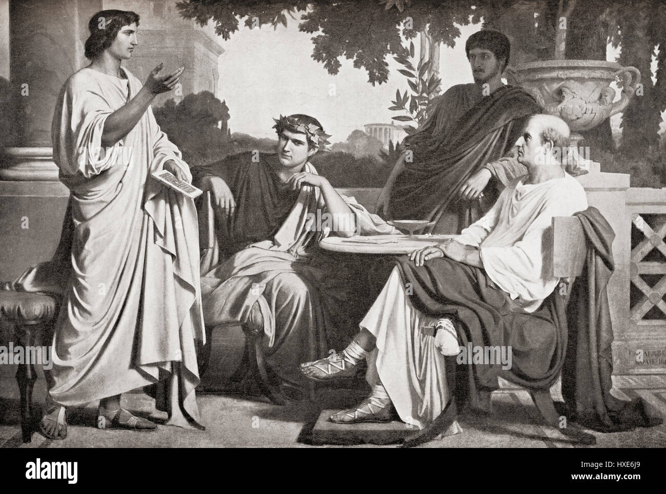 "roman poet horace and adversity As i prepared to address you today, i remembered the words of the roman poet,  horace, who so eloquently said: ""adversity reveals genius,."