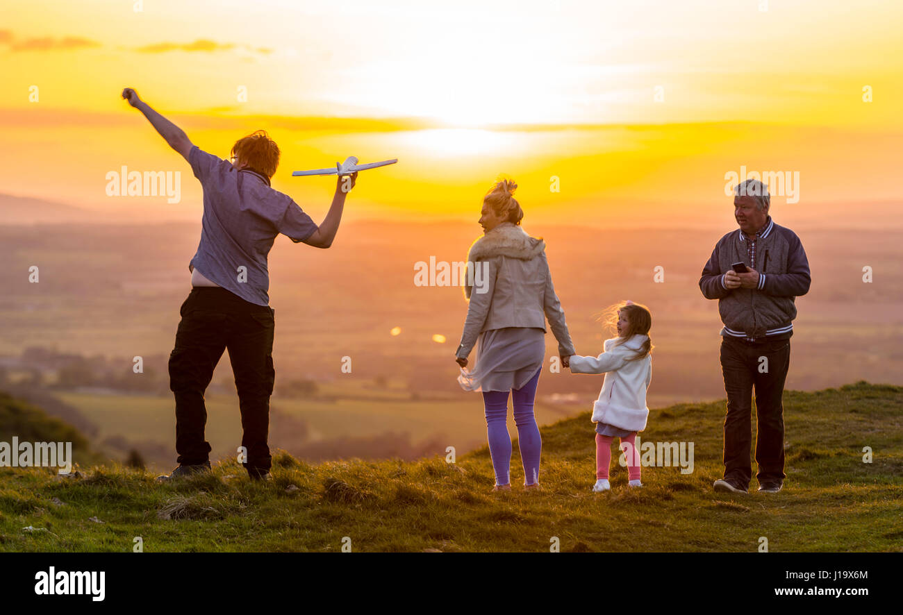family-in-the-countryside-in-the-evening