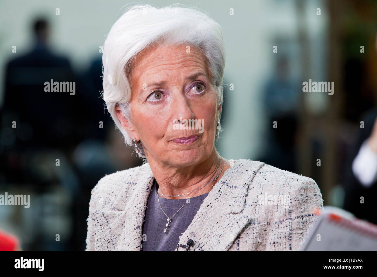 christine lagarde Imf managing director christine lagarde has once again reminded global  leaders that if they want economic growth they could start by.