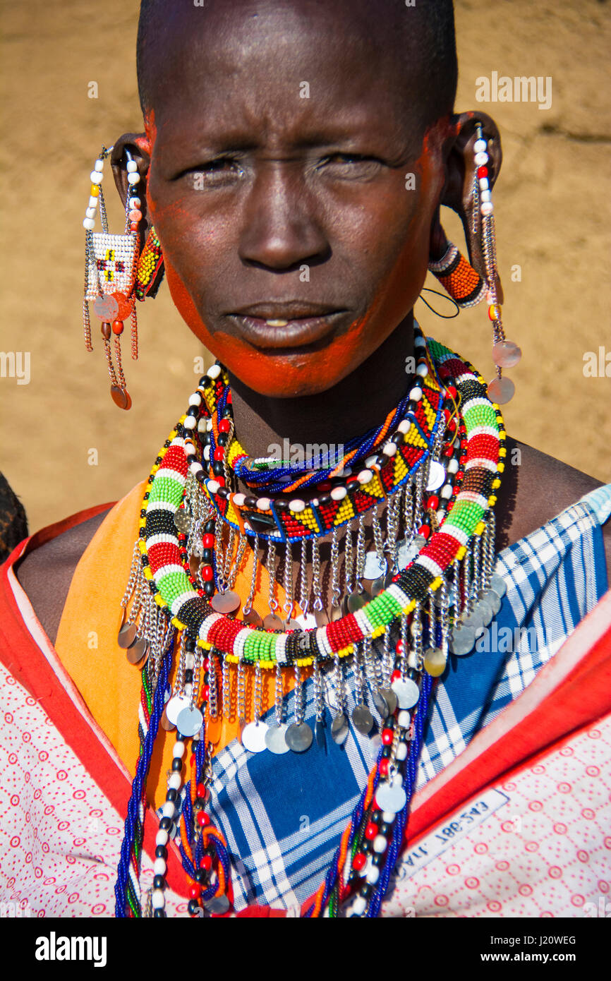 portrait-of-a-maasai-woman-wearing-tradi