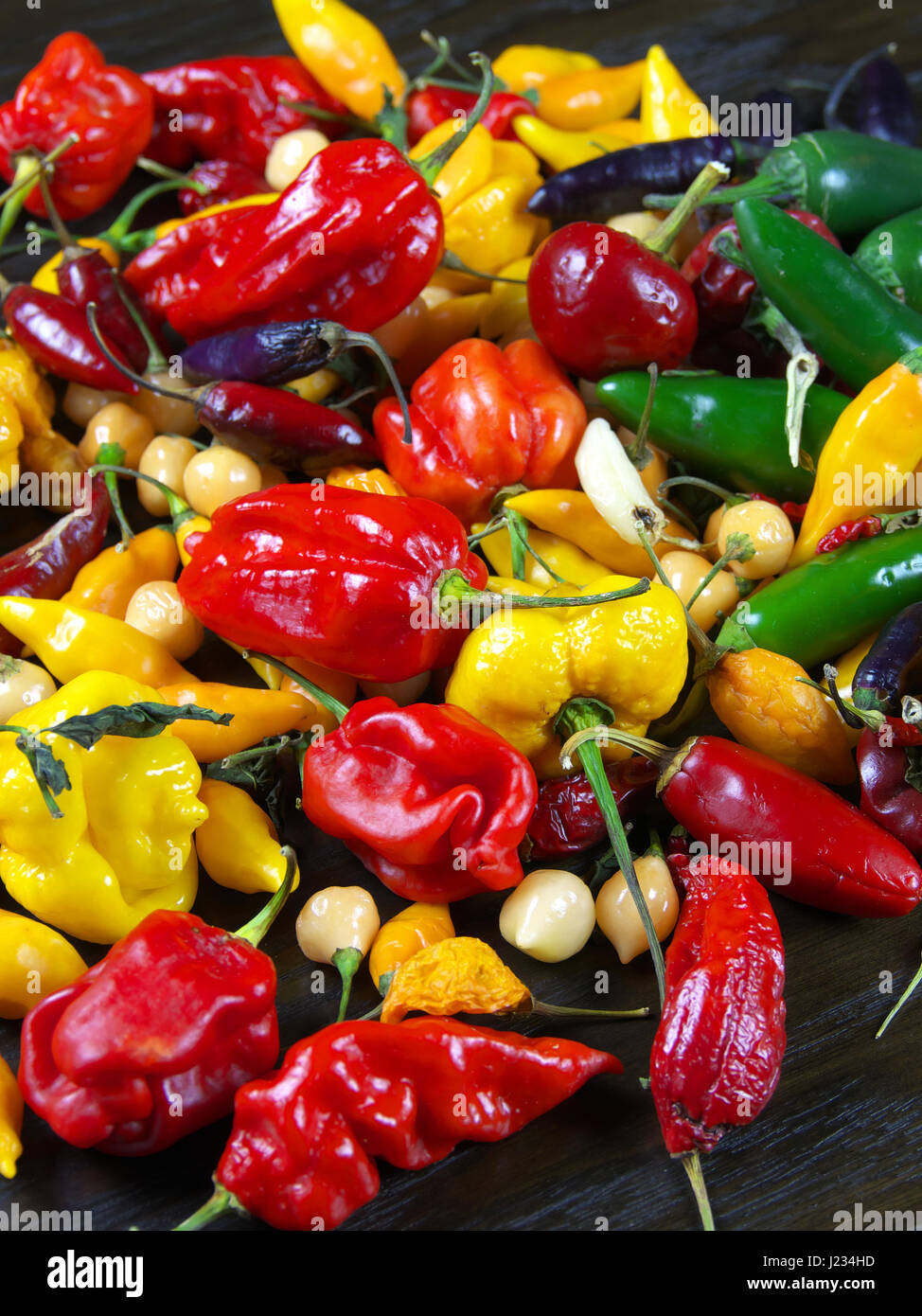organic-red-green-and-yellow-chili-peppe
