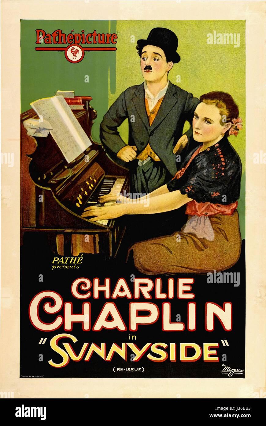 Charlie chaplin movie m