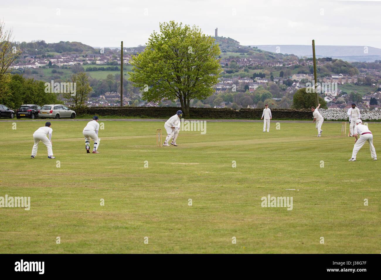 a village cricket match a g macdonell