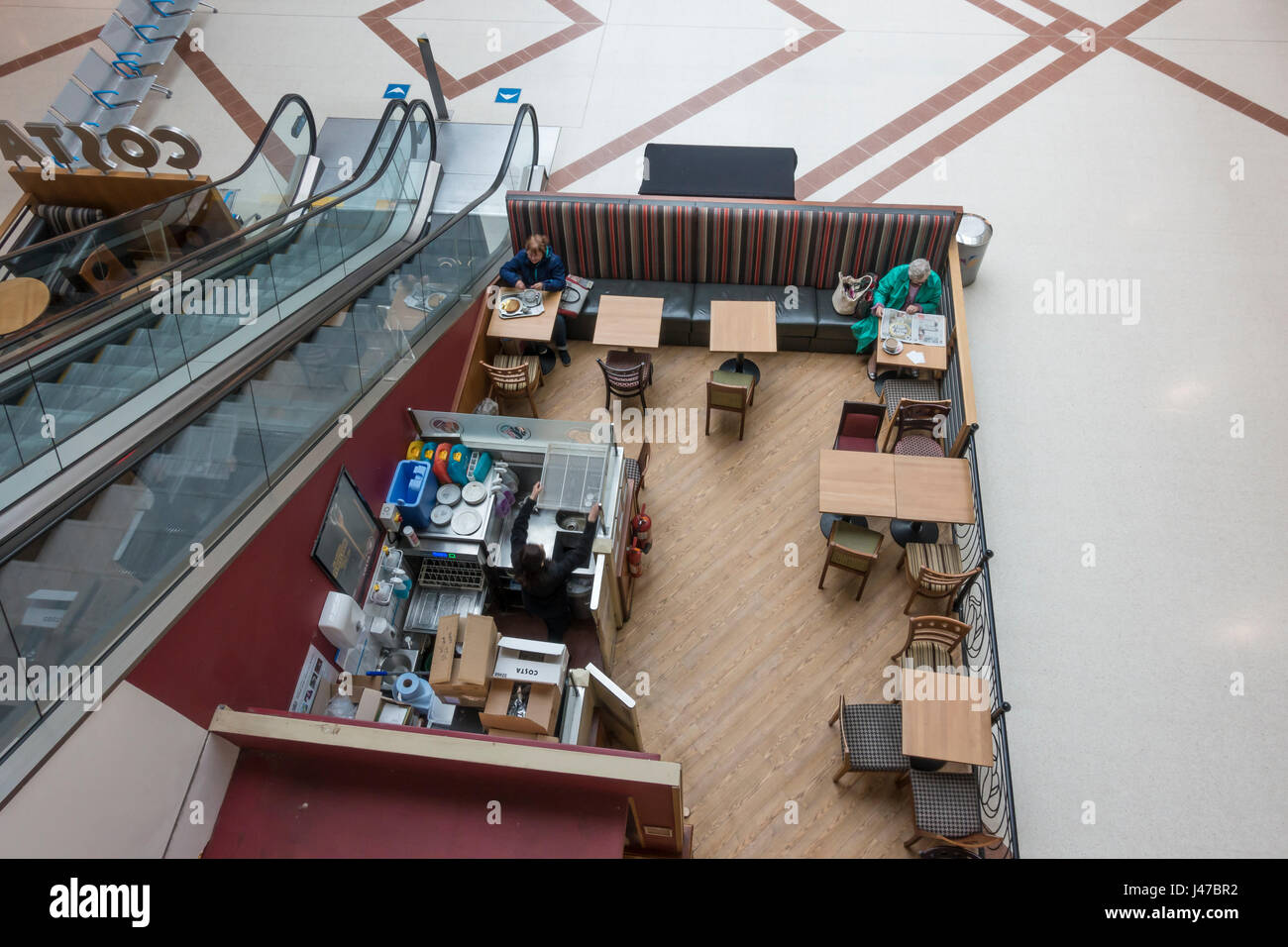 downward-view-on-coffee-shop-area-J47BR2