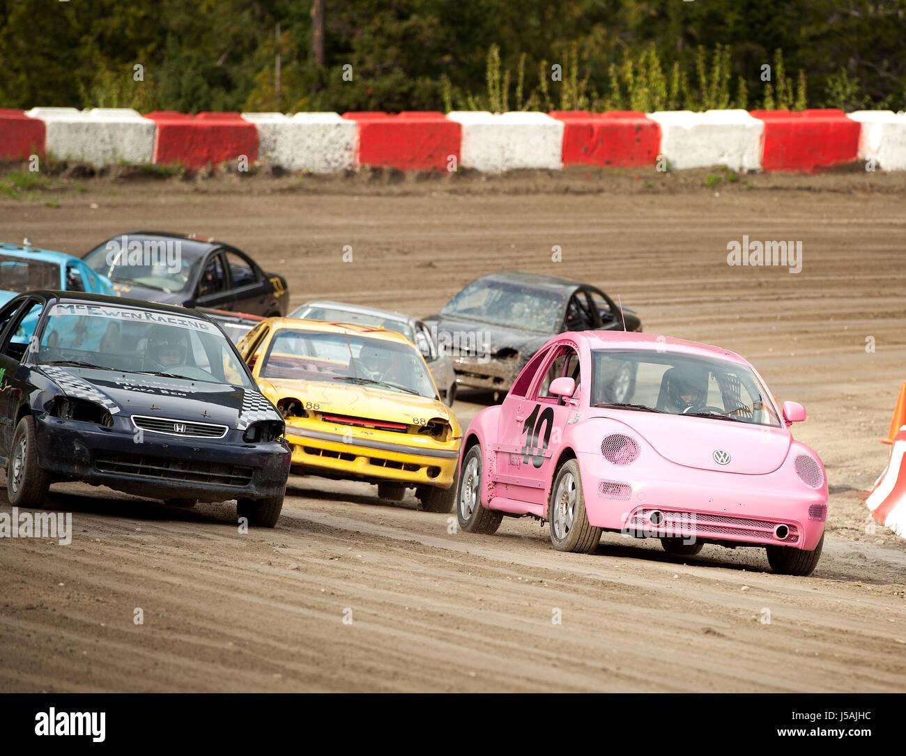 Beetle Adventure Racing Cars