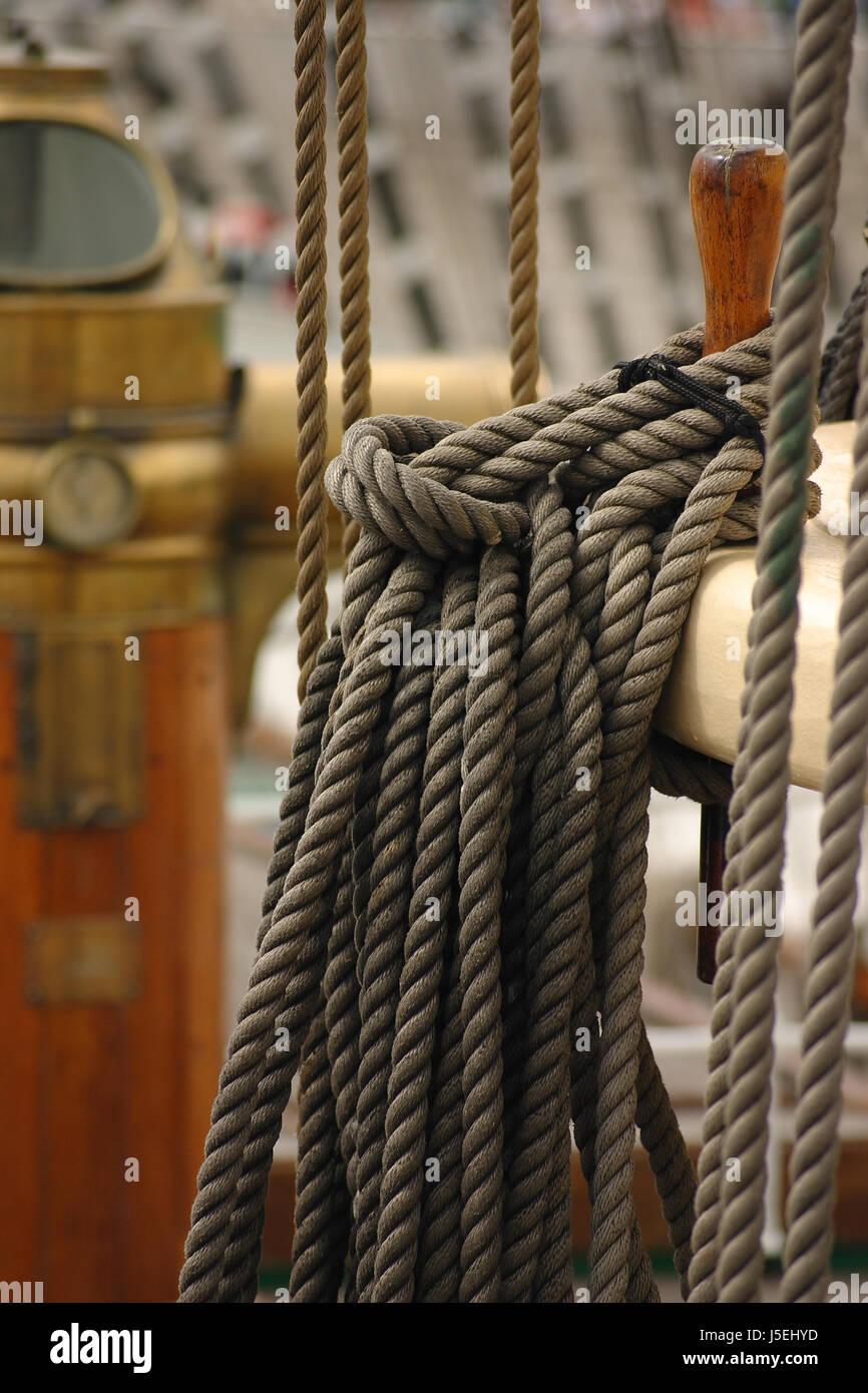 seafaring romance - Stock Image