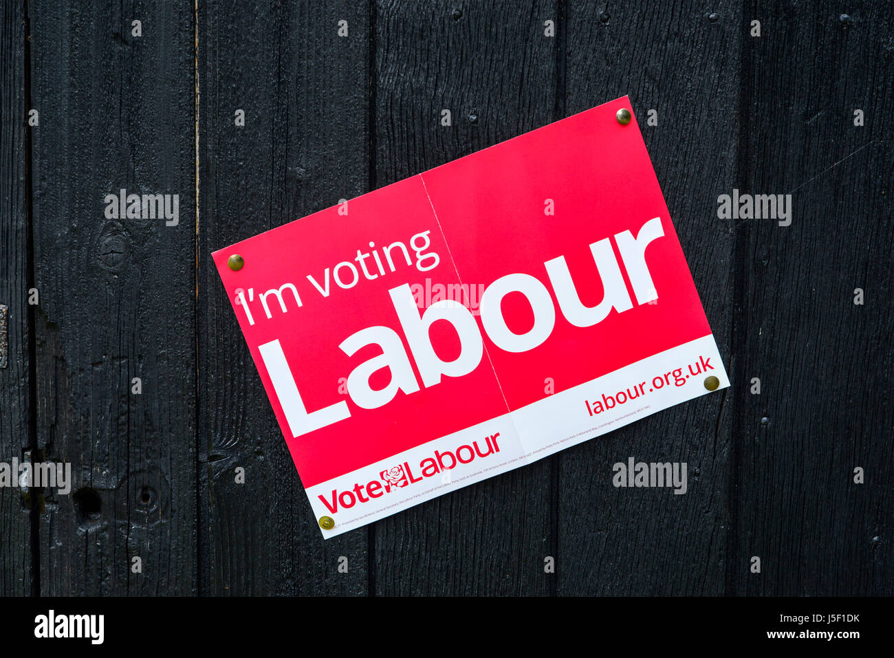 Labour Party Poster Stock Photos & Labour Party Poster ...