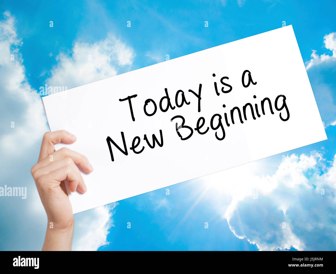 a new beginning essay With easter almost upon us, now is a good time to stop and remember what this  time means to christians for me, easter represents a new beginning, and the.