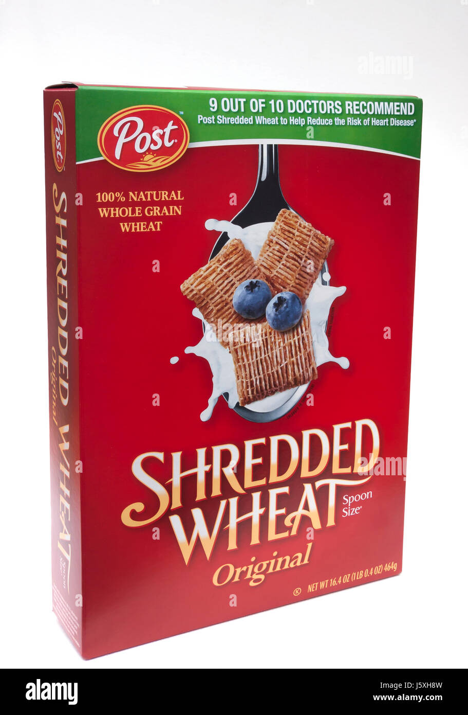 Shredded cereal