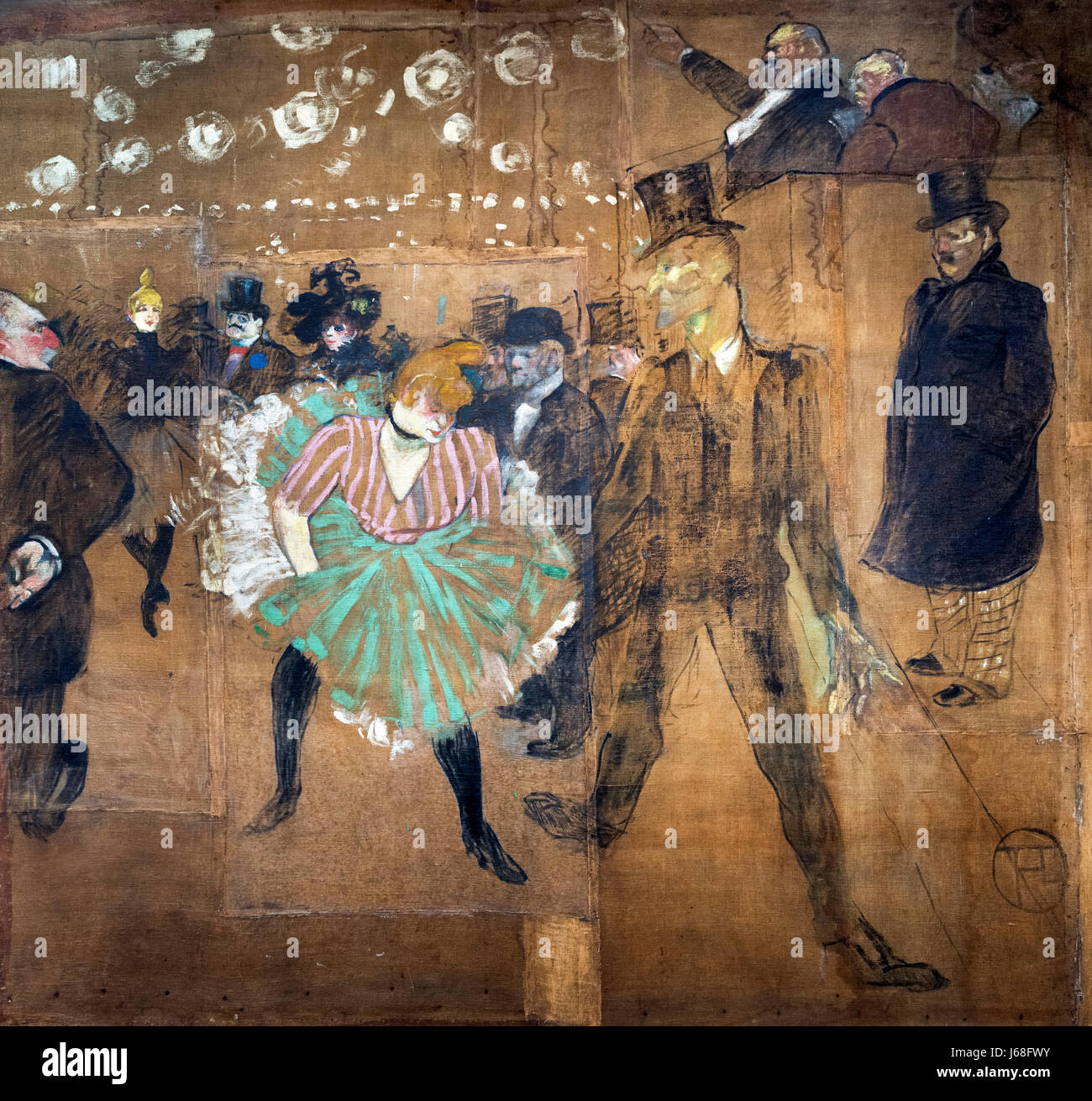 Lautrec stock photos lautrec stock images alamy for Toulouse lautrec works