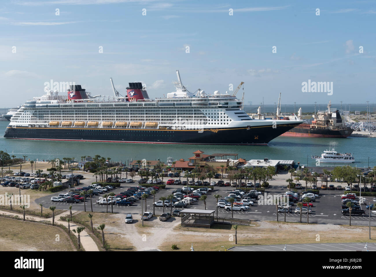 Cruise Ship Disney Fantasy Stock Photos Amp Cruise Ship