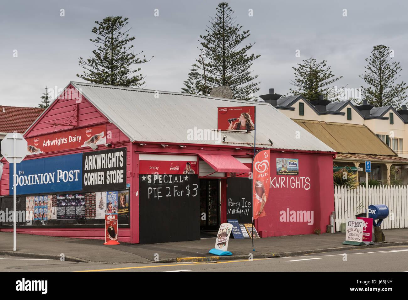The Corner Store Cafe Dunedin