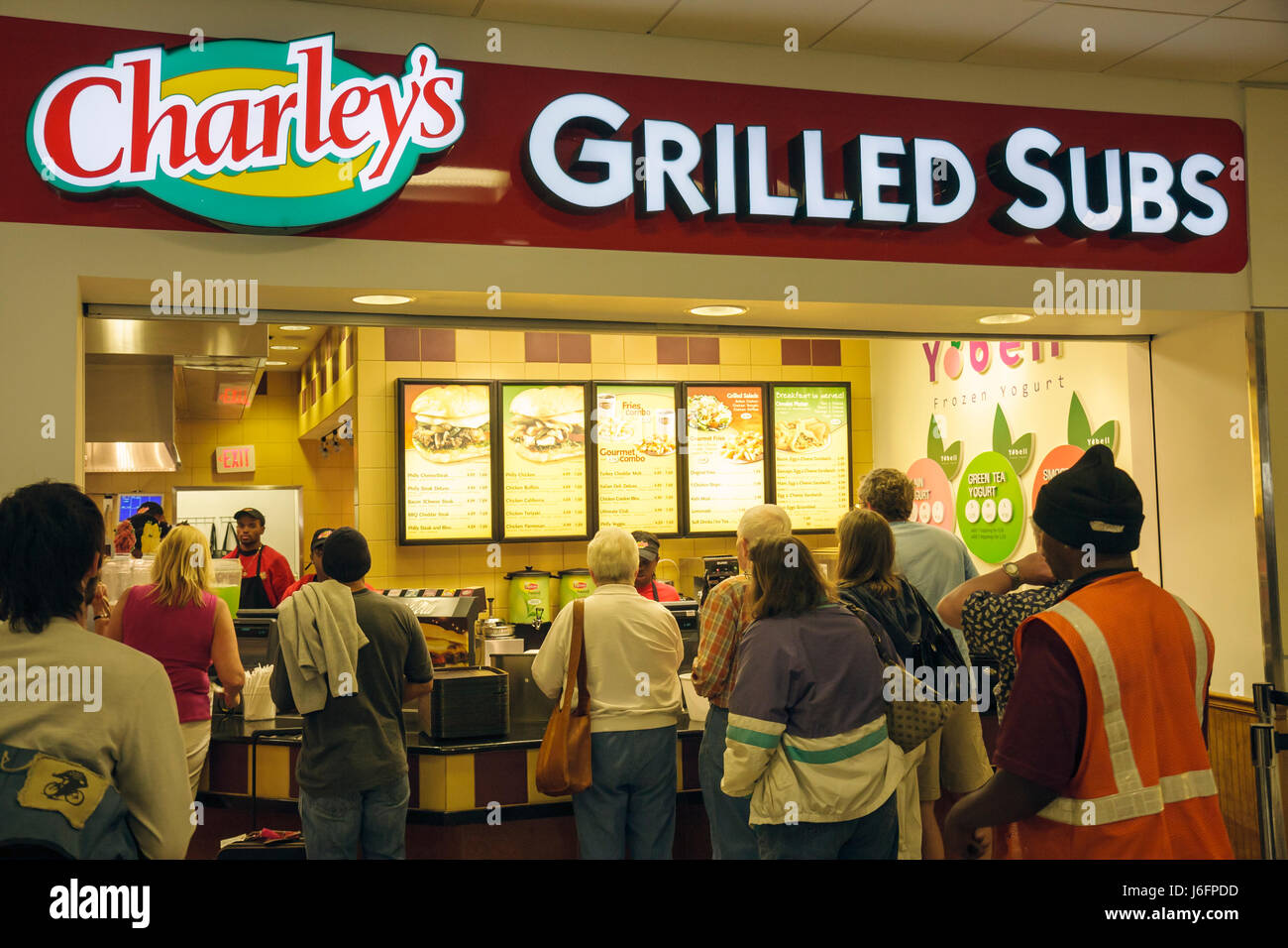 Atlanta Airport Chinese Food