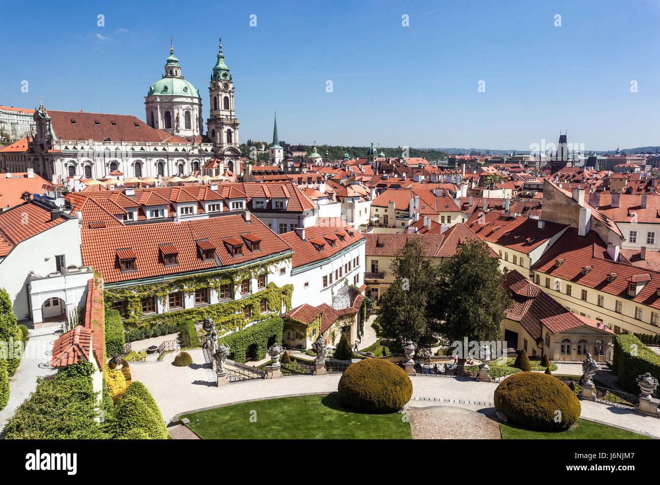 vrtba garden prague czech - photo #23