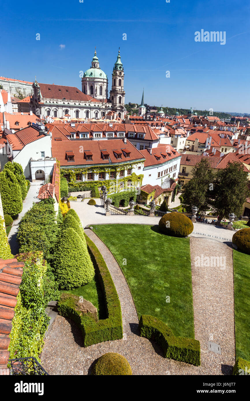 vrtba garden prague czech - photo #49