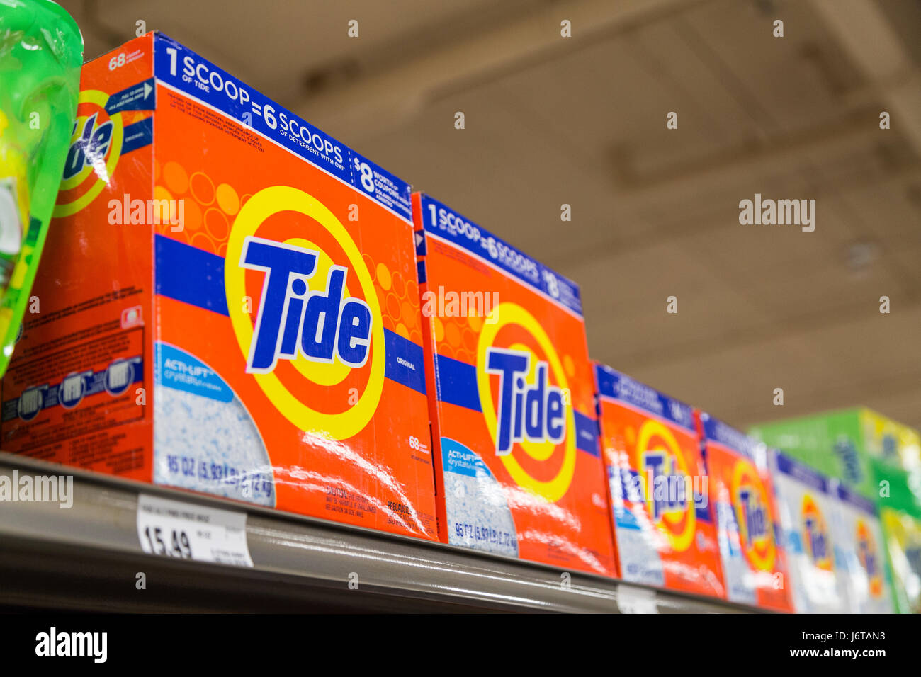 laundry detergent brand stock photos amp laundry detergent