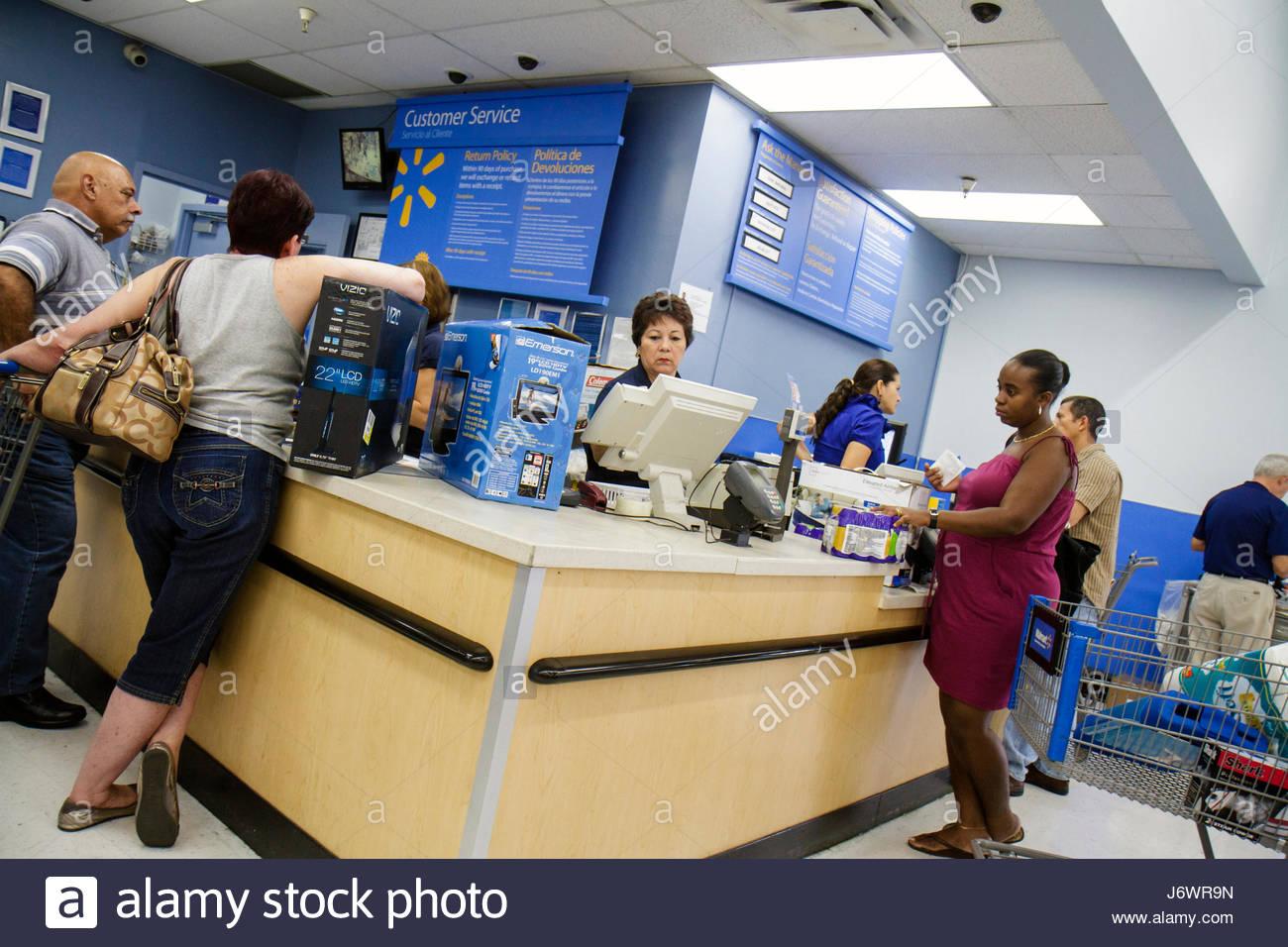 Customer service and walmart