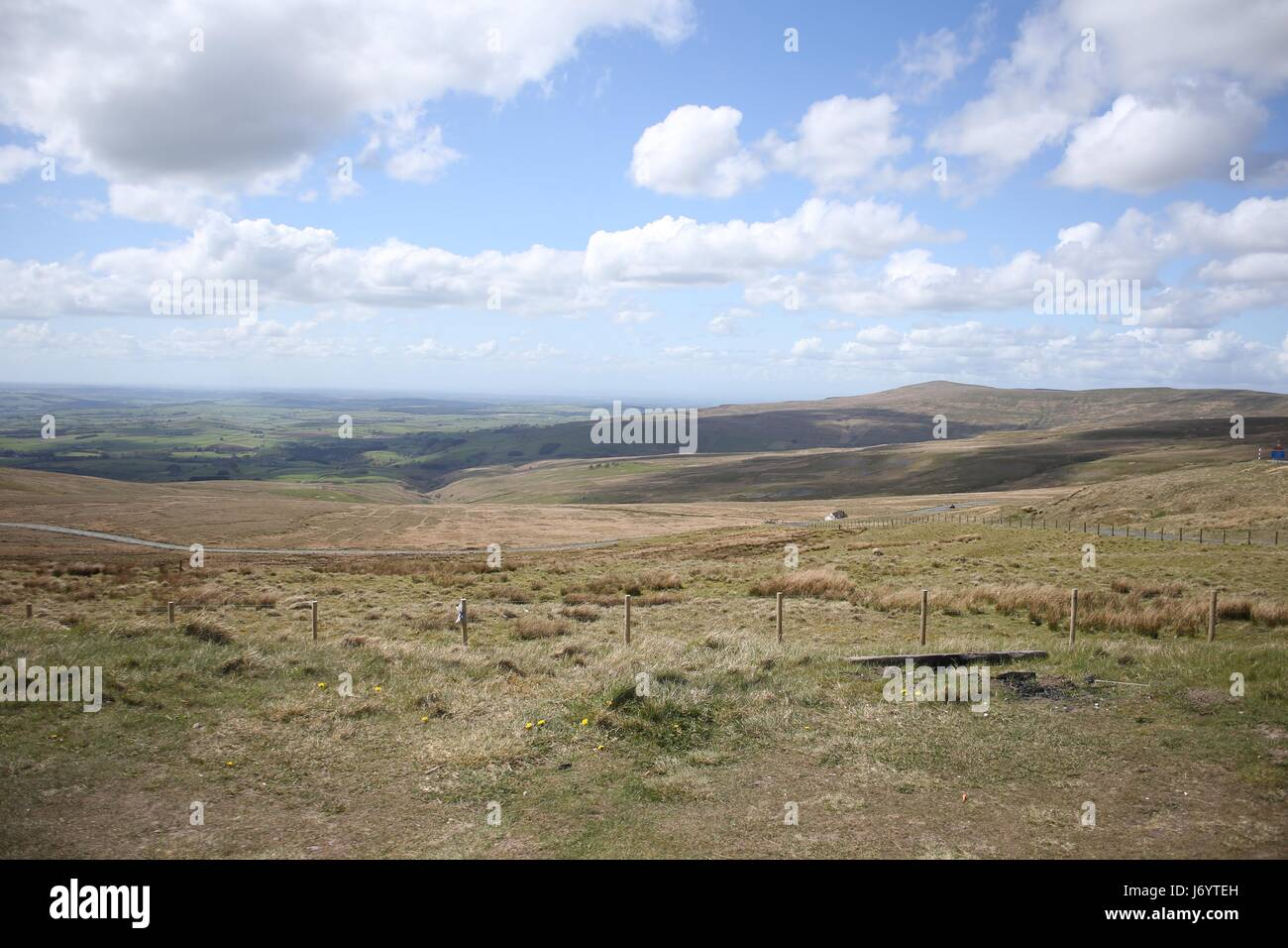 Hartside Cumbria Stock Photos & Hartside Cumbria Stock ...
