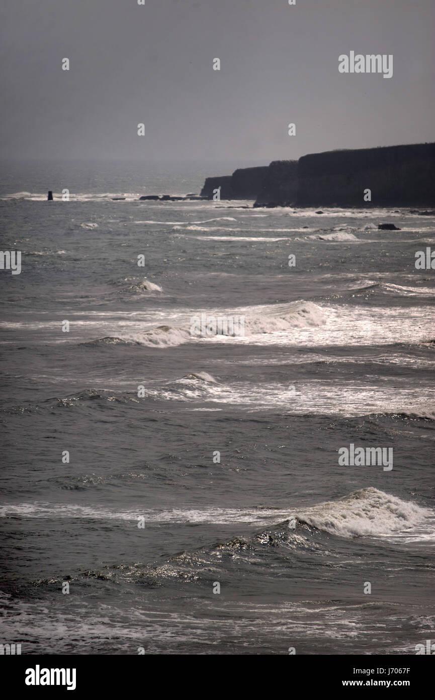 Tyne Wear Coast Geology Stock Photos & Tyne Wear Coast ...