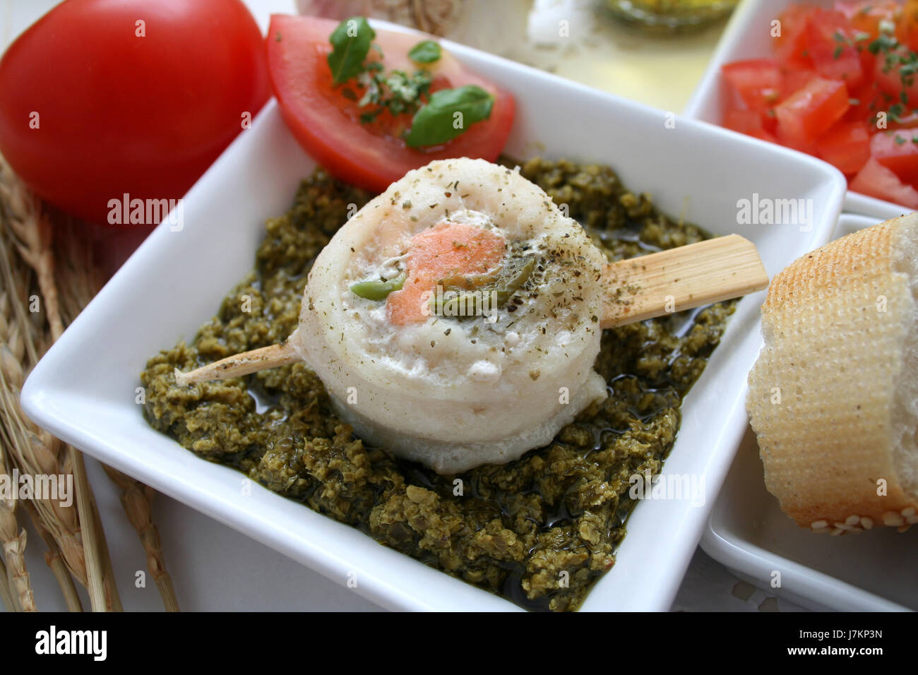 Stock Photo - pisces fillet food aliment vitamins vitamines norway diet viet nam vietnam