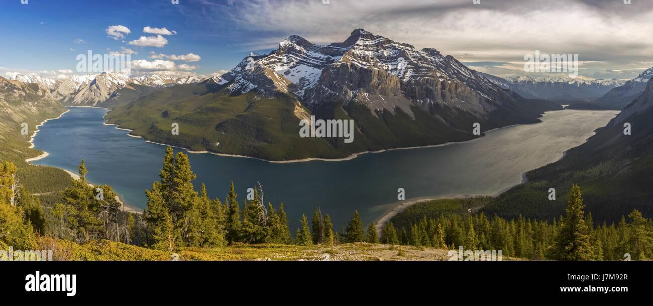panoramic-view-of-lake-minnewanka-in-ban