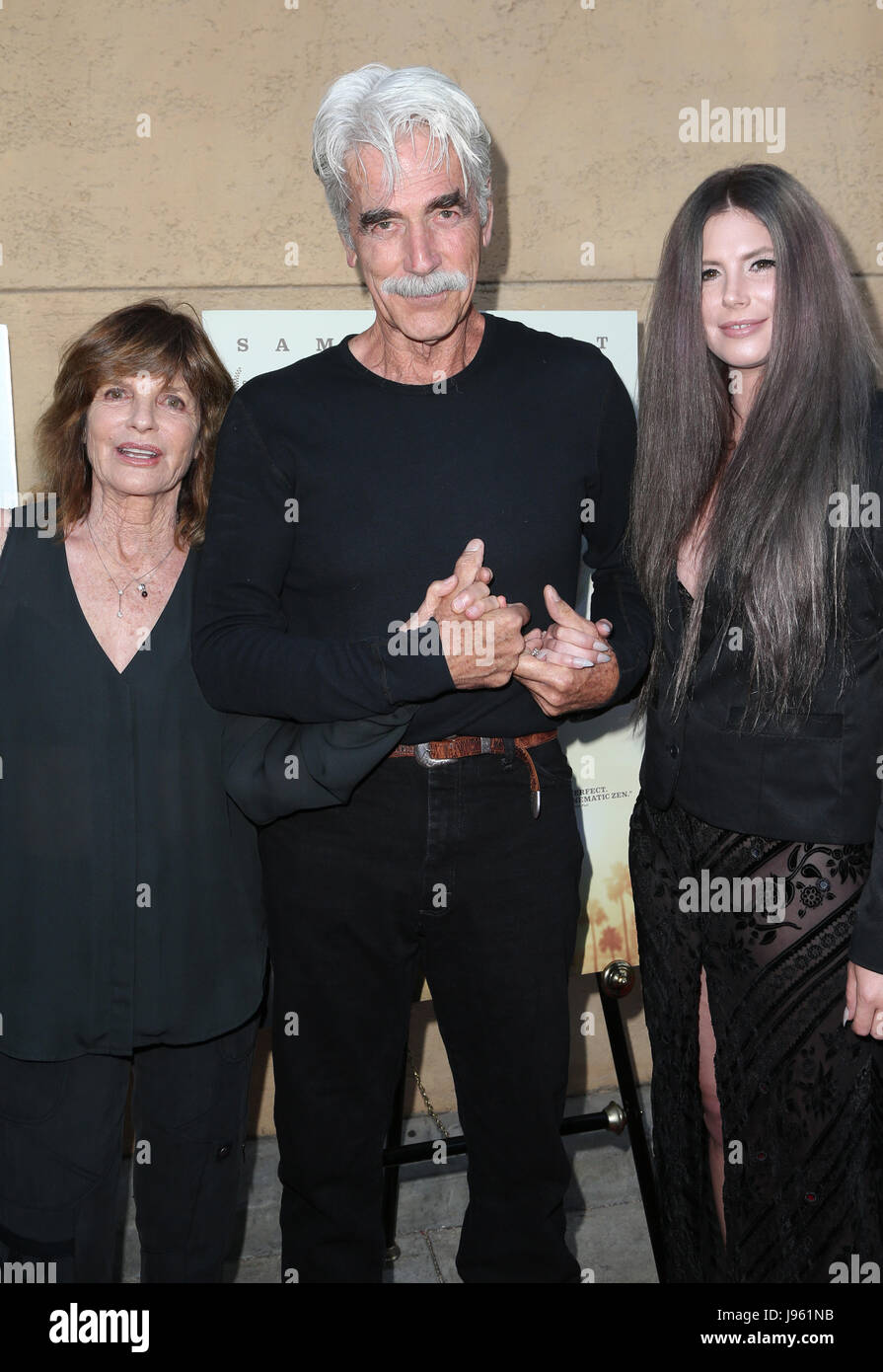Los Angeles Ca Usa 5th June 2017 Katharine Ross Sam