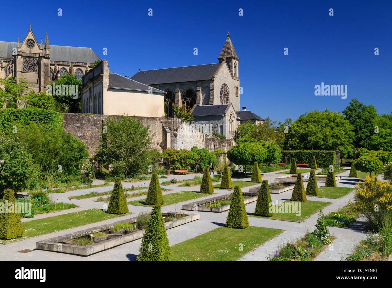 France haute vienne limoges the jardin botanique de l for 87 haute vienne france