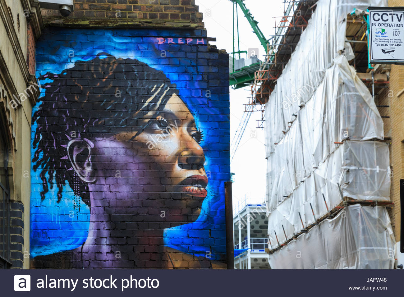 street-art-mural-of-black-female-tracy-b