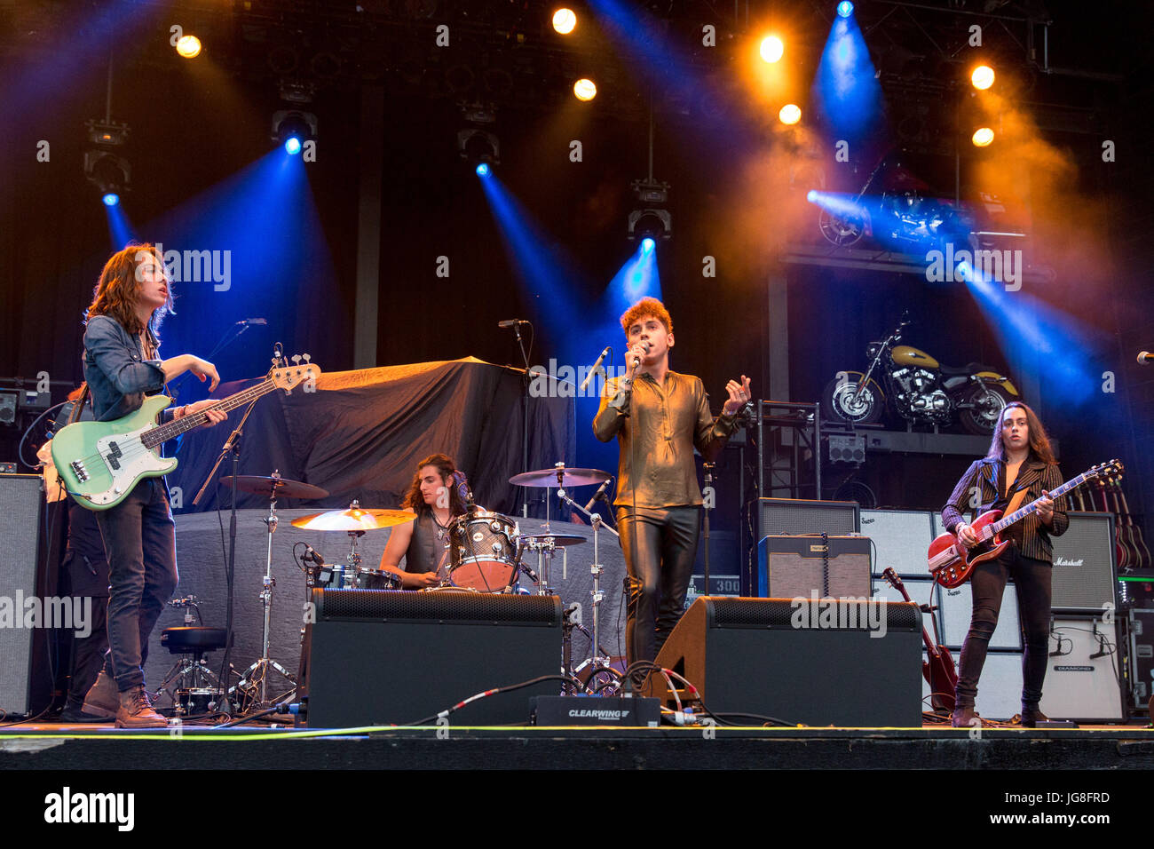 Artist  Summerfest The Worlds Largest Music Festival