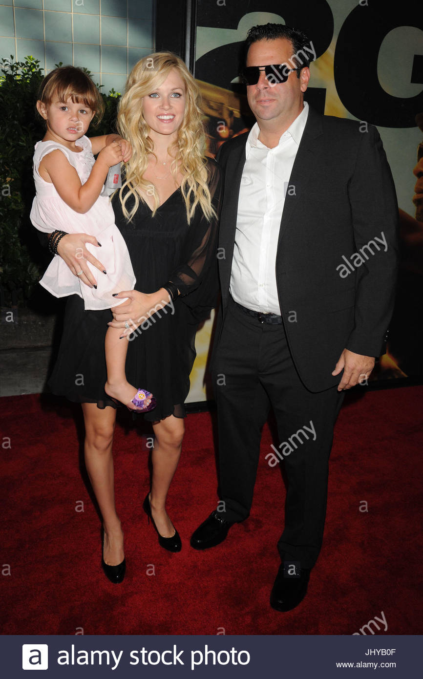 London Emmett Ambyr Childers And Randall Emmett The Cast