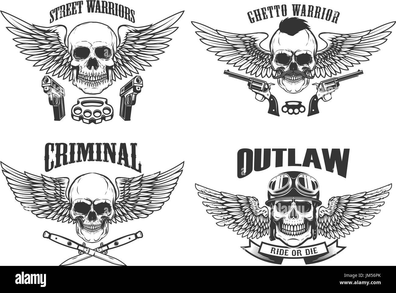 The Outlaw Illustration Stock Photos & The Outlaw ...