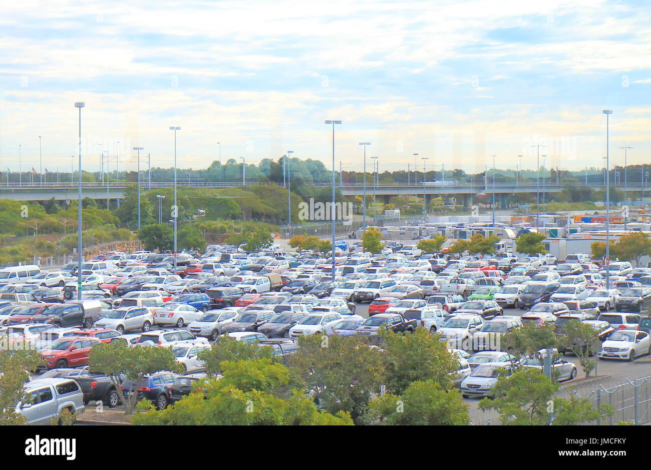 Brisbane airport parking coupons