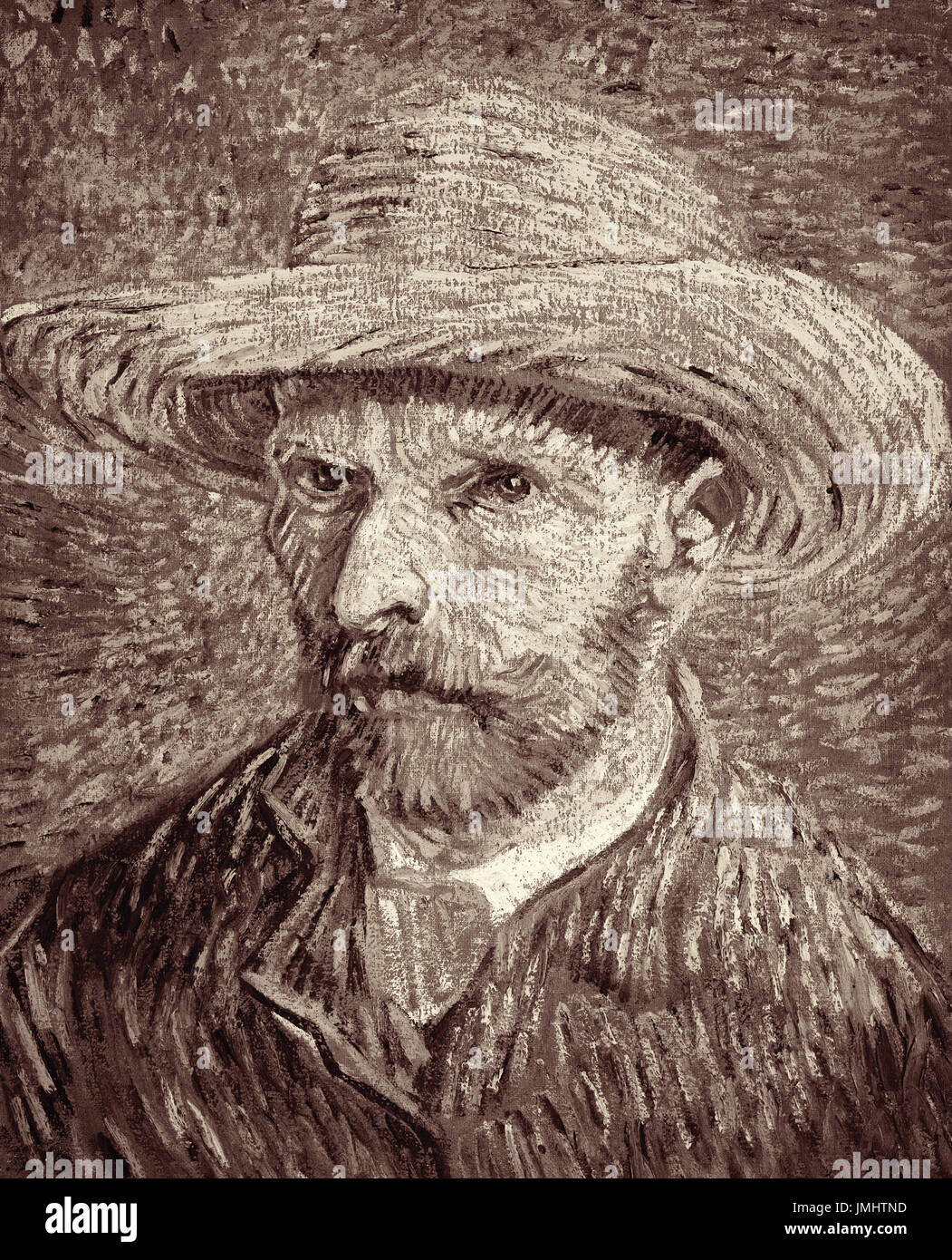 an introduction to the life of vincent van gogh a famous dutch post impressionist artist Vincent van gogh is but he works independently and sometimes with the dutch painter anton van as he was to do regularly throughout vincent's life.