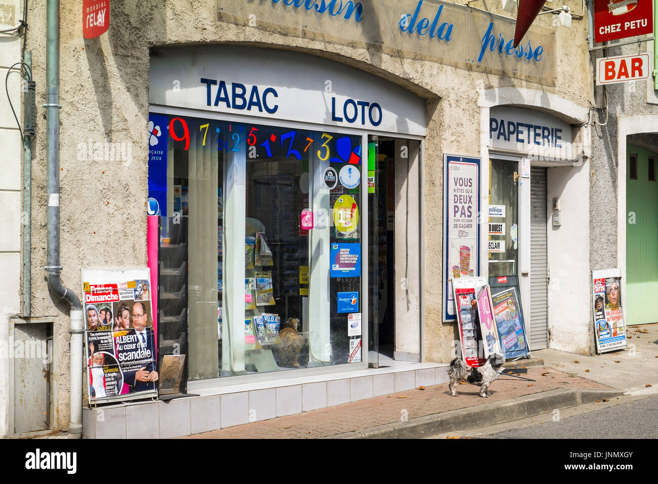 Tabac France Stock Photos & Tabac France Stock Images - Alamy