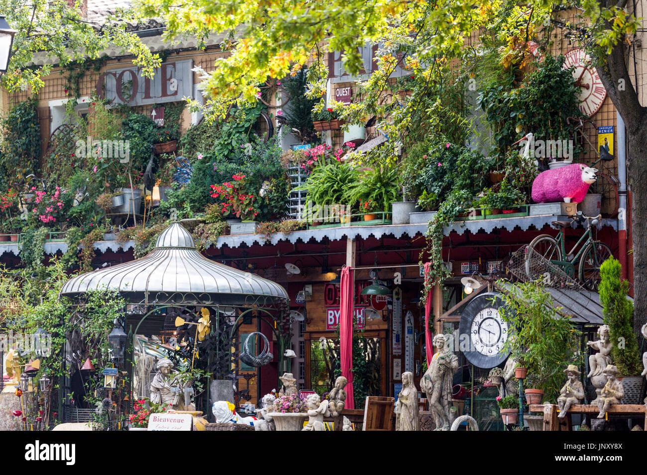 antique shops in france stock photos antique shops in. Black Bedroom Furniture Sets. Home Design Ideas